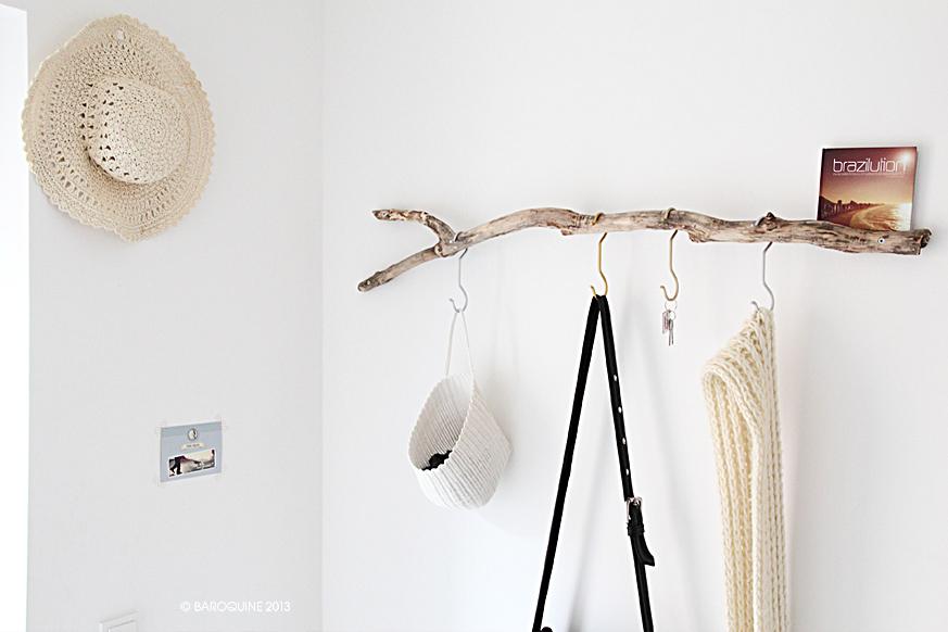 Diy Garderobe Kreativ On Andere überall BAROQUINE DIY In Der Elbinselwilla Anna Wood 7