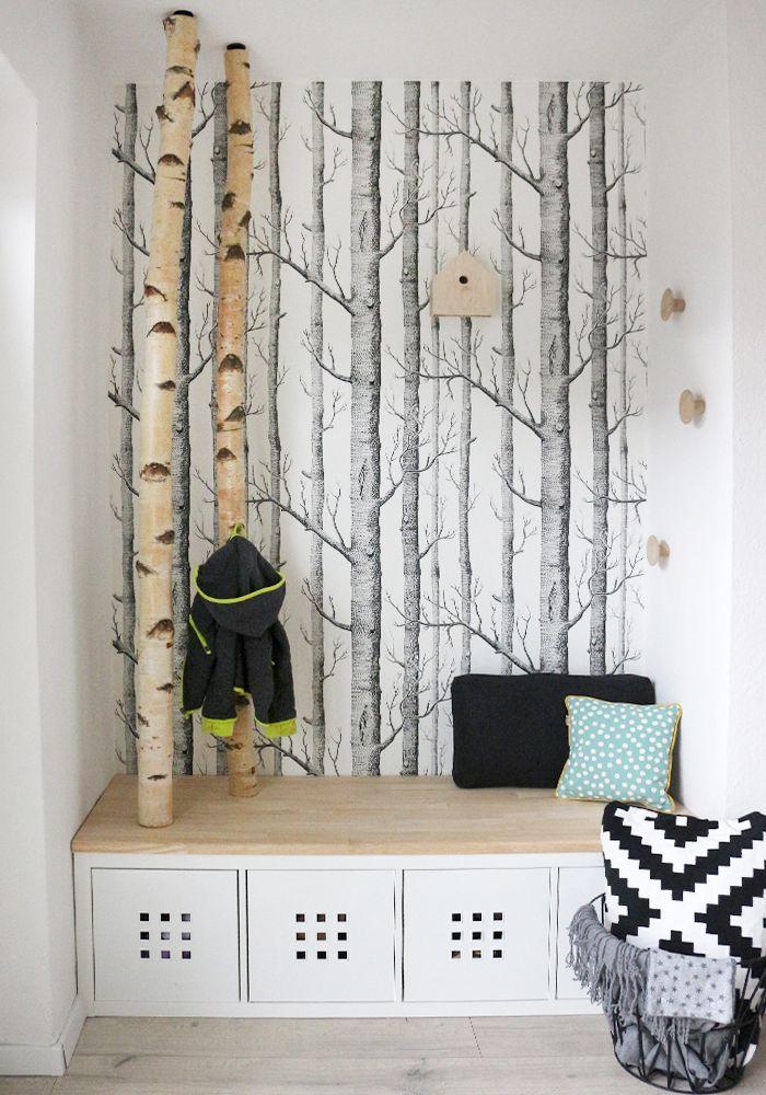 Diy Garderobe Stilvoll On Andere Auf Best 25 DIY Interior Ideas Pinterest Design Tree 4