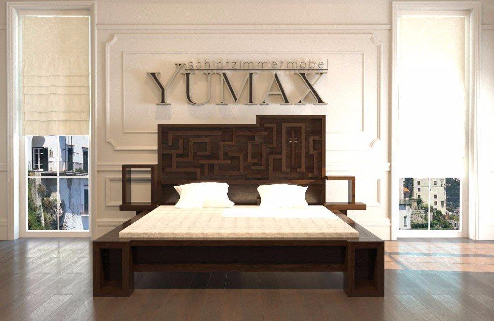 Doppelbett Luxus Einzigartig On Andere Innerhalb Design Bett Labyrinth Designerbetten Aus Massivholz 8