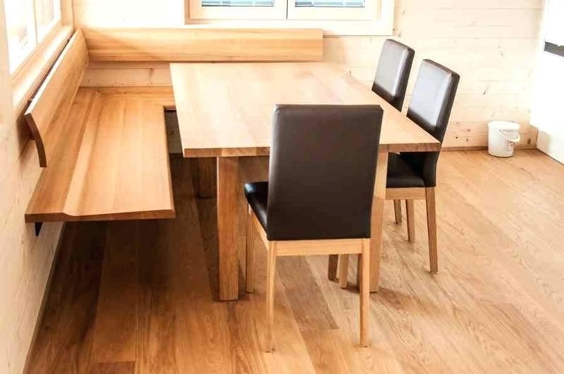 Eckbank Holz Modern