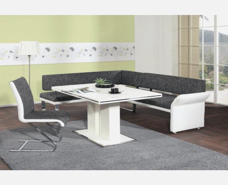 Eckbank Modern Weiß Grau Exquisit On In Weiss Für Weis Charmant Innerhalb Best 1