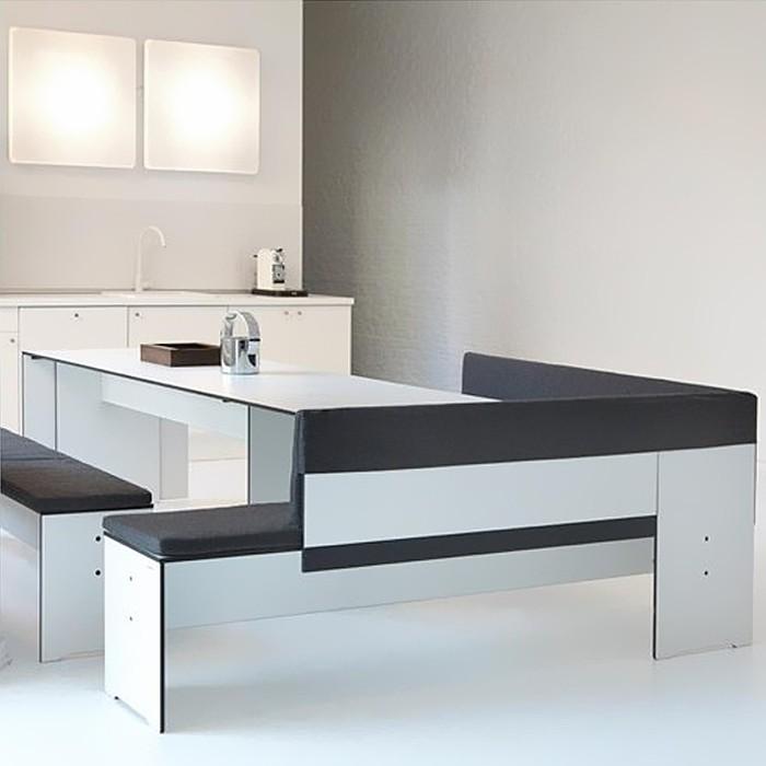 Eckbank Modern Weiß Grau Kreativ On Auf Ausgezeichnet Mit Eckbankgruppe 6