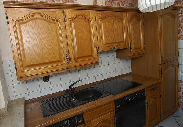 Eiche Rustikal Küche Beeindruckend On Andere Für Igamefr Com 3