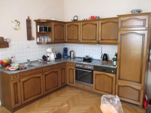 Eiche Rustikal Küche Stilvoll On Andere In Bezug Auf Gewischt Nordrhein Westfalen Bornheim 4