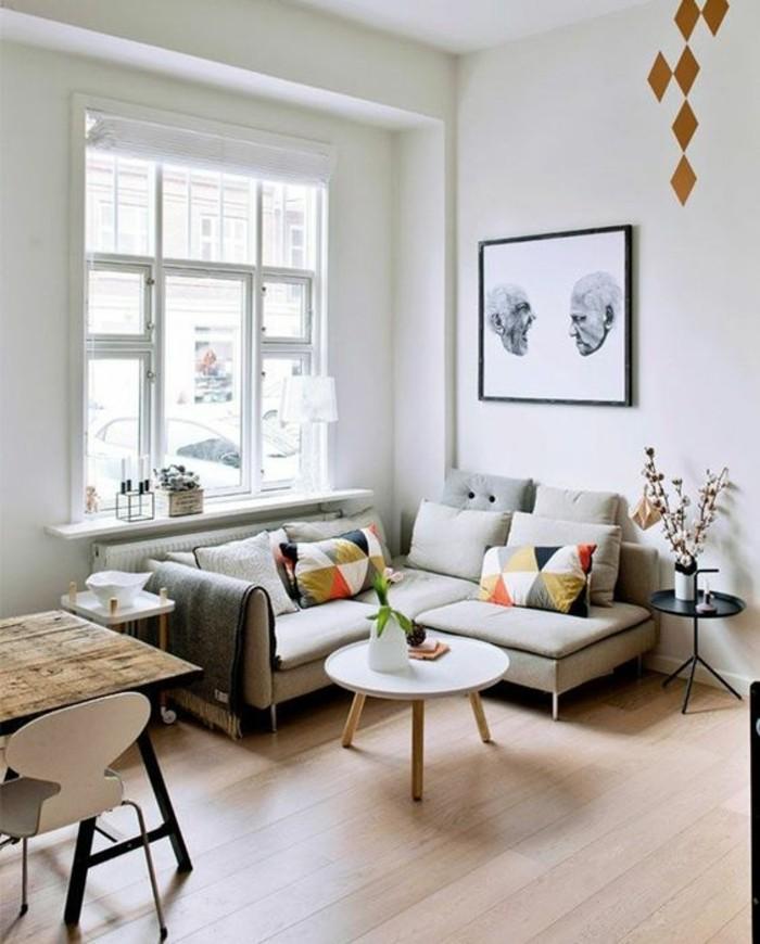 Einrichten Wohnzimmer Bemerkenswert On Und Kleines Fur Das Kleine Bis Ins Detail 6