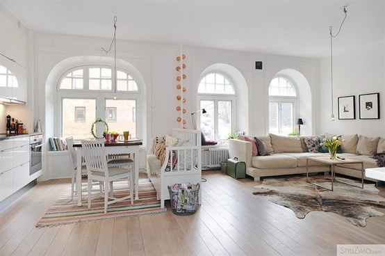 Essbereich Im Wohnzimmer Exquisit On In Bezug Auf Esszimmer Aufteilung Dogmatise Info 9