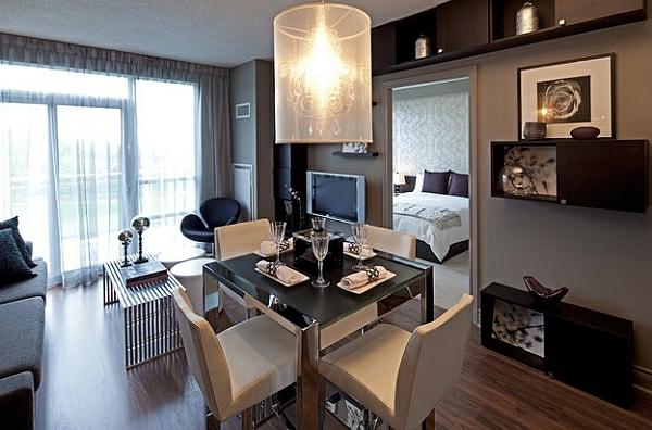 Essbereich Im Wohnzimmer Interessant On überall 50 Für Kleine Esszimmer 8
