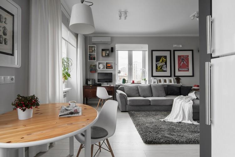 Essbereich Im Wohnzimmer Modern On Für Kleines Mit Einrichten For Designs Wohn 7