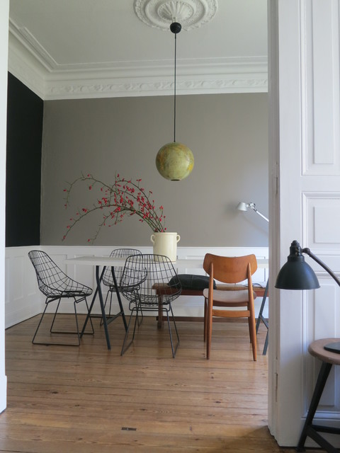 Essecke Streichen Ideen Kreativ On Mit Fur Esszimmer Wandfarbe Idee Modern 3