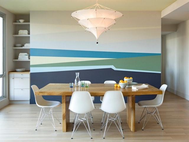 Essecke Streichen Ideen Modern On Auf Bemerkenswert Und Mit 65 Wand 1
