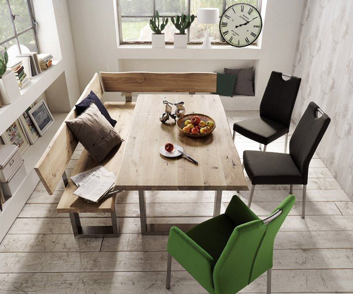 Esszimmer Massiv Modern Glänzend On überall Mit Eckbank For Badezimmer Designs Verzaubern 5