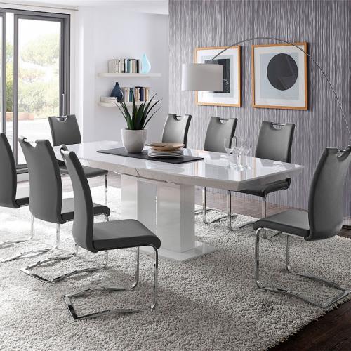 Esszimmer Modern Weiß Grau Ausgezeichnet On überall Awesome Weis Images House Design Ideas 1