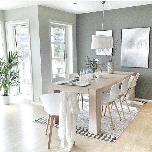 Esszimmer Modern Weiß Grau Schön On Beabsichtigt Weis Beige Einfach In Bezug 8
