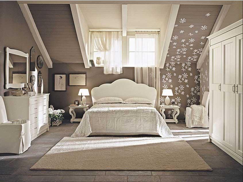 Farbe Schlafzimmer Dachschräge Unglaublich On In Bezug Auf Charmant Und Ideen 9