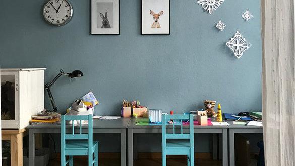 Farbe Wand Imposing On Andere Innerhalb Die Schönsten Ideen Für Deine Wandfarbe 6