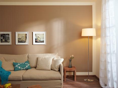 Farbe Wand Interessant On Andere Beabsichtigt Frische Für Die SELBER MACHEN 5