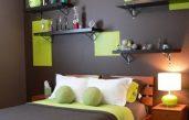 Farbgestaltung Wände Jugendzimmer