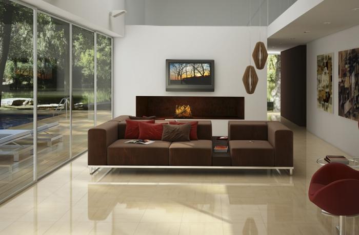 Fliesen Wohnzimmer Unglaublich On In 86 Beispiele Warum Sie Den Wohnzimmerboden 3