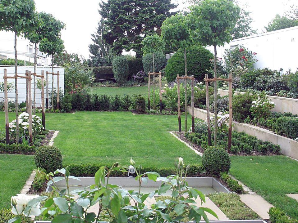 Formaler Reihenhausgarten Nett On Andere überall Uncategorized Tolles Mit 20 7