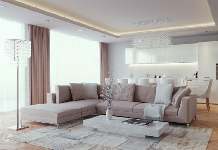 Gardinen Idee Wohnzimmer Bemerkenswert On überall For Designs Ideen F C3 BCr Elegantes 6