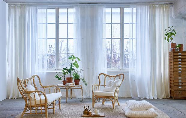 Gardinen Idee Wohnzimmer Bescheiden On überall Ein Ratgeber Mit Schönen Ideen SCHÖNER WOHNEN 4