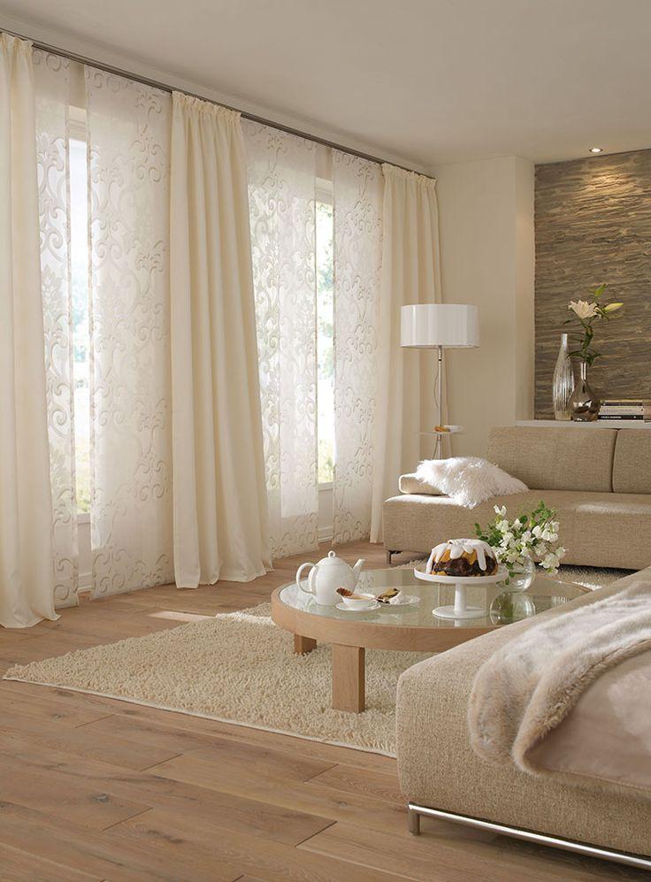Gardinenideen Modern Für Wohnzimmer Bemerkenswert On Und Die Besten 25 Gardinen Ideen Auf Pinterest 5