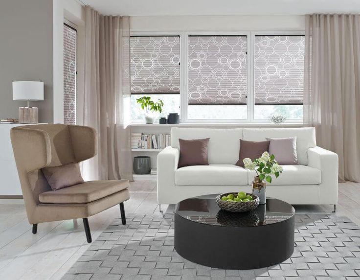 Gardinenideen Modern Für Wohnzimmer Fein On überall Best Moderne Gardinen Fur Gallery House Design Ideas 7