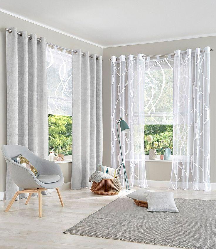 Gardinenideen Modern Für Wohnzimmer Großartig On Und Gardinen Ideen Pic Finden Sie Ihre Wohnung 2