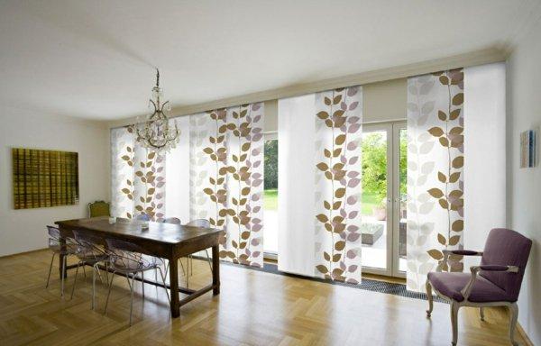 Gardinenideen Modern Für Wohnzimmer Kreativ On Beabsichtigt Zierlich Moderne Gardinen 6