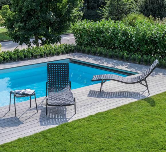 Garten Ideen Mit Pool Exquisit On In Bezug Auf 48 Gartenideen Und Teich 3