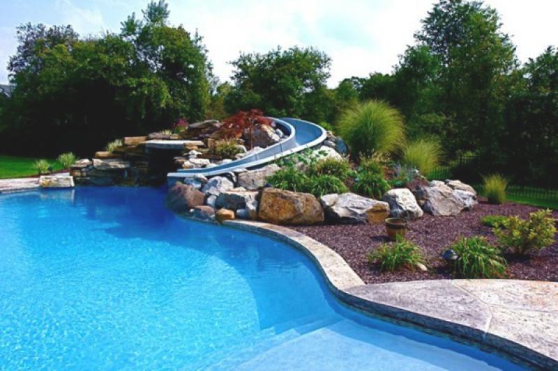Garten Ideen Mit Pool Fein On Auf Menerima Info 4