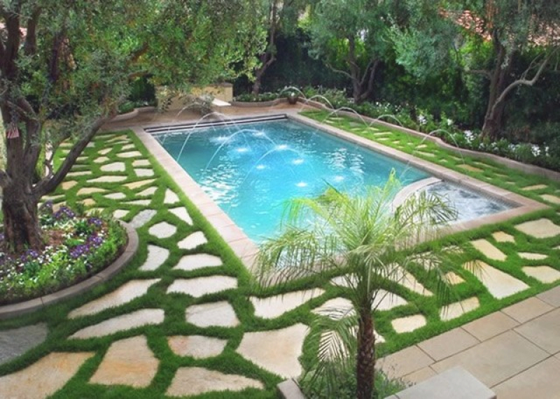 Garten Ideen Mit Pool Großartig On In Lyfa Info 9
