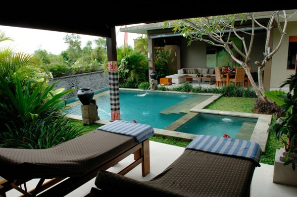 Garten Ideen Mit Pool Wunderbar On In Bezug Auf 1001 Und Erstaunliche Bilder Von Im 2