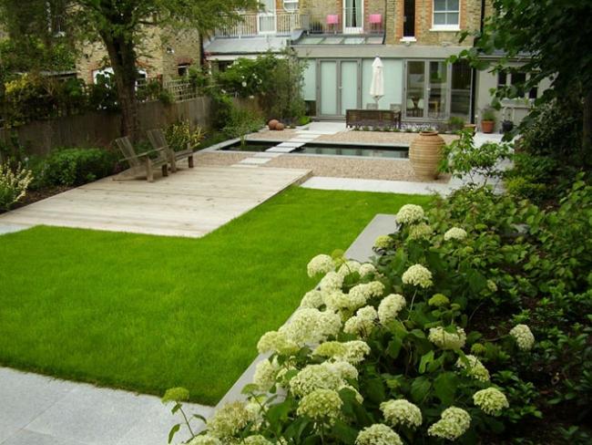 Garten Ideen Unglaublich On Beabsichtigt Gartengestaltung 107 Bilder Schöne Und Stile 3