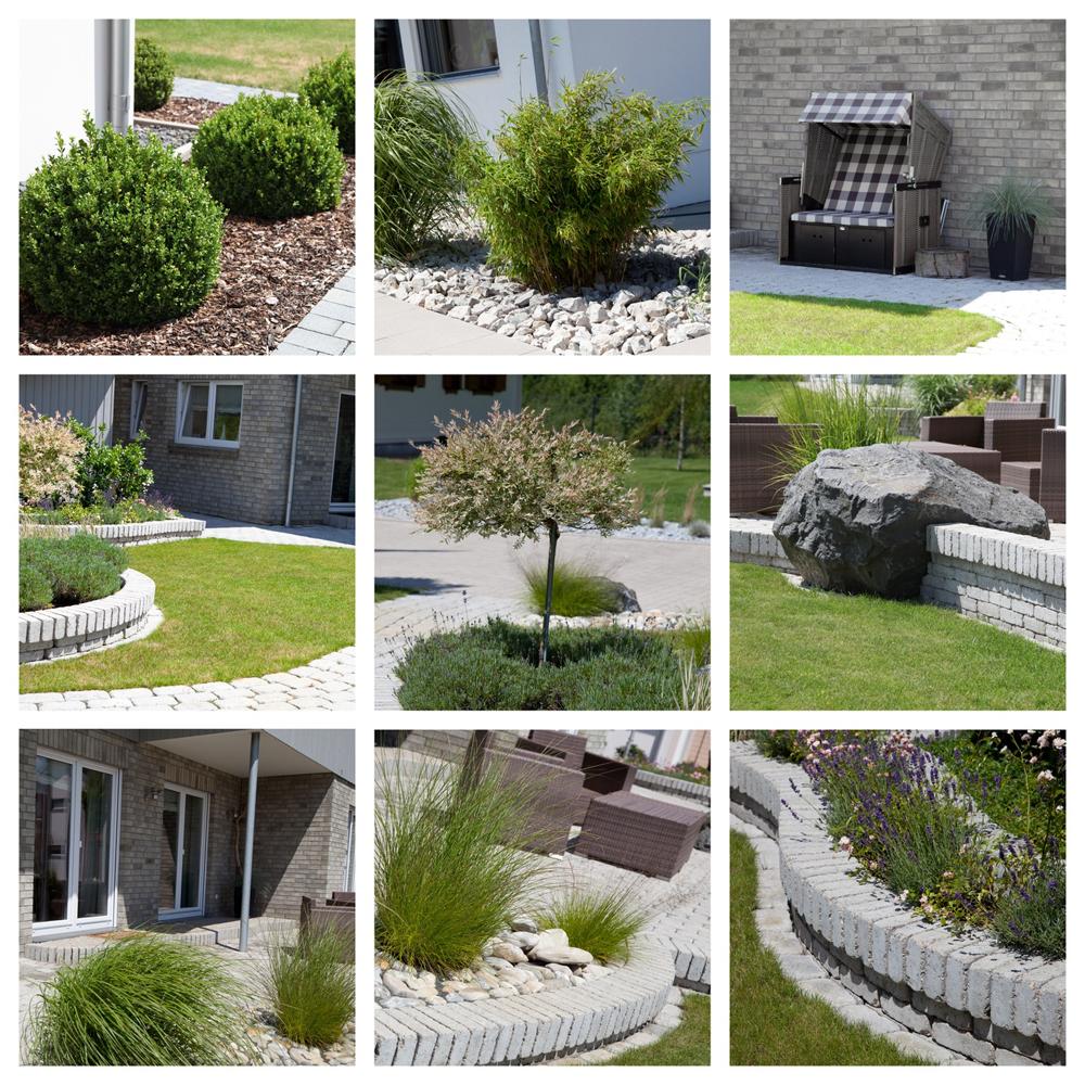 Gartengestaltung Ideen Mit Einfahrt Charmant On Auf Gestaltung Unglaublich 1