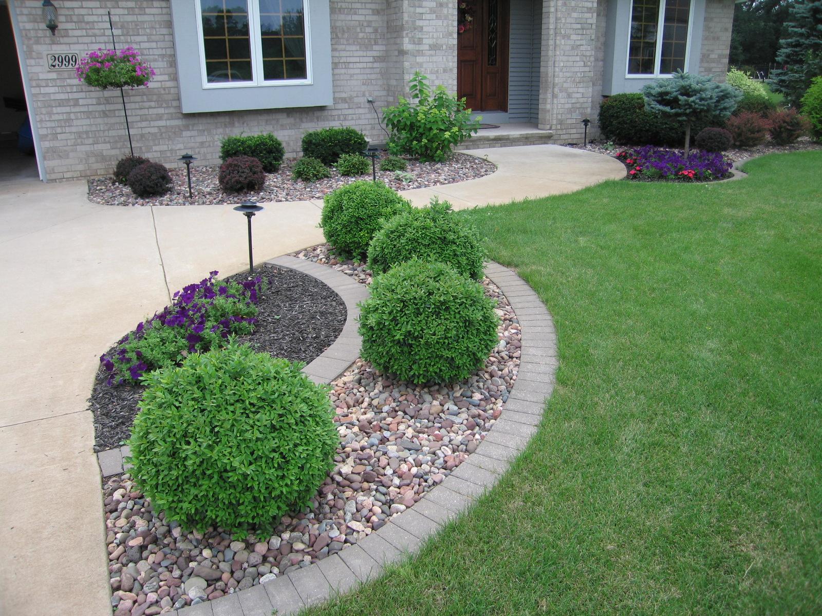 Gartengestaltung Ideen Mit Einfahrt Fein On Innerhalb Gestaltung Stehen 5