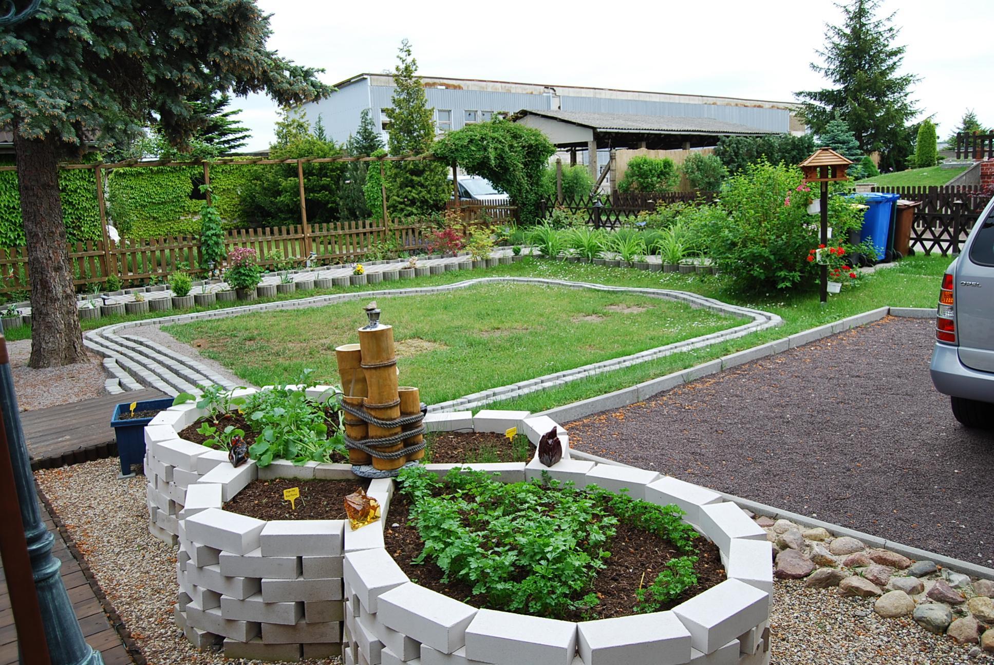 Gartengestaltung Ideen Mit Einfahrt Modern On Für Informalstar Zum Auch Schones 9