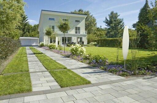 Gartengestaltung Ideen Mit Einfahrt Zeitgenössisch On Und Hayesandyband Com 6
