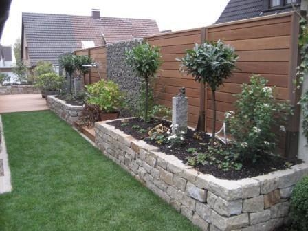 Gartengestaltung Ideen Sichtschutz Fein On Mit Die Besten 25 Garten Auf Pinterest Zaun 9