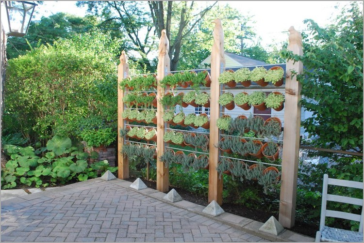 Gartengestaltung Ideen Sichtschutz Interessant On Und Außen Elegant Moderner Für Den Garten 20 7