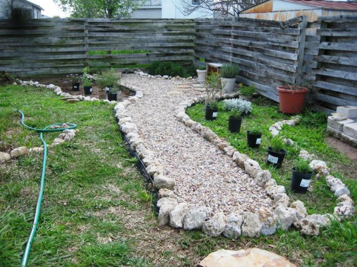Gartengestaltung Mit Kies Bemerkenswert On Andere Und 56 Ideen Für Archzine Net 4