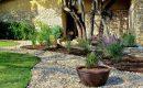 Gartengestaltung Mit Kies Fein On Andere Und Steinen 25 Gartenideen Für Sie 3