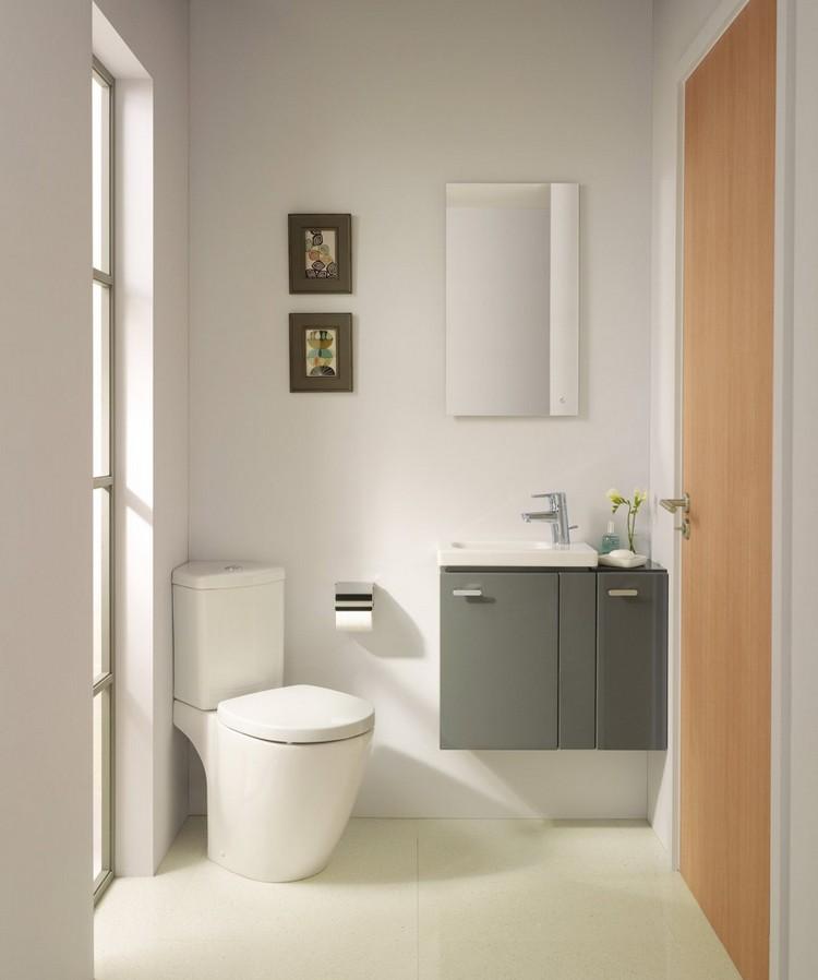 Gäste Wc Gestalten Schön On Andere Für WC 16 Schöne Ideen Ein Kleines Bad 2