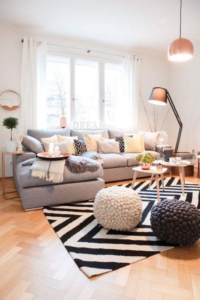 Gemütliches Wohnzimmer Ideen Kreativ On Mit Gemutlich Gestalten Minimalist Interior Design 7 ...