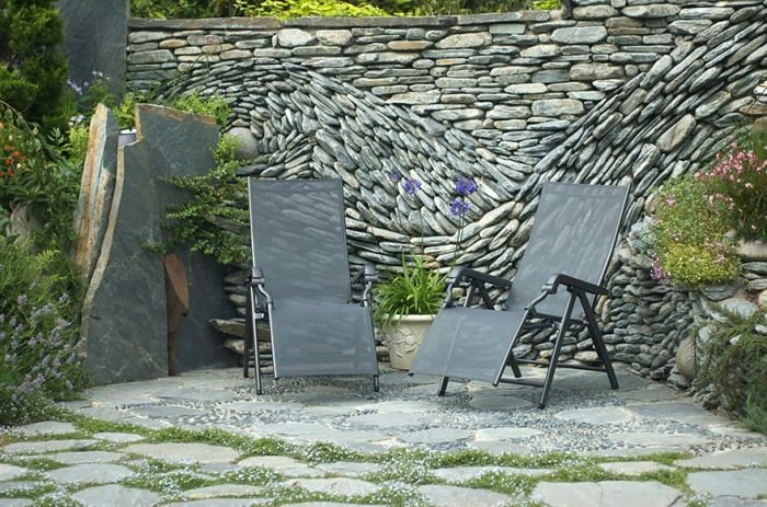 Gestaltung Garten Erstaunlich On Andere In Gemütlich Trimmer Gartengestaltung 7