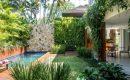 Gestaltung Garten Fein On Andere Mit Sichtschutz Zaun Oder Gartenmauer 102 Ideen Für Gartengestaltung 4