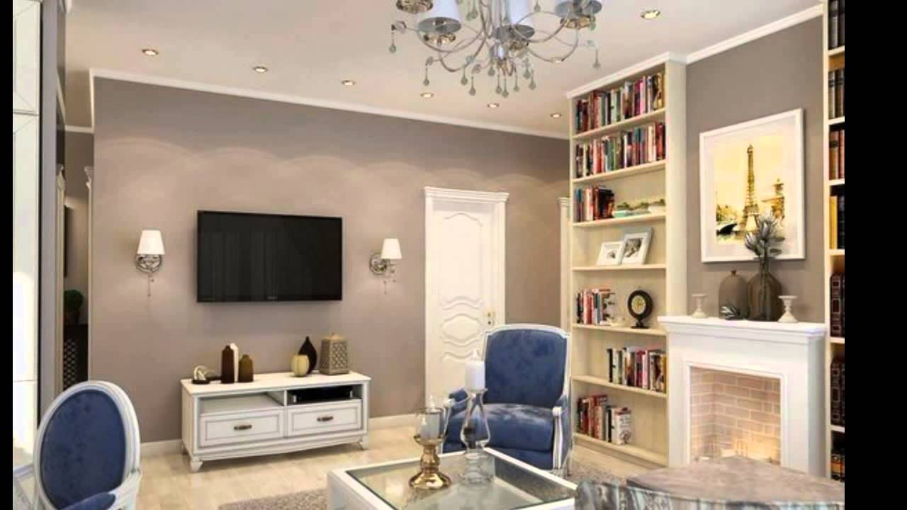 Gestaltung Wohnzimmer Ideen Exquisit On Für Wohbzimmer Wandgestaltungs Gestrichen 7