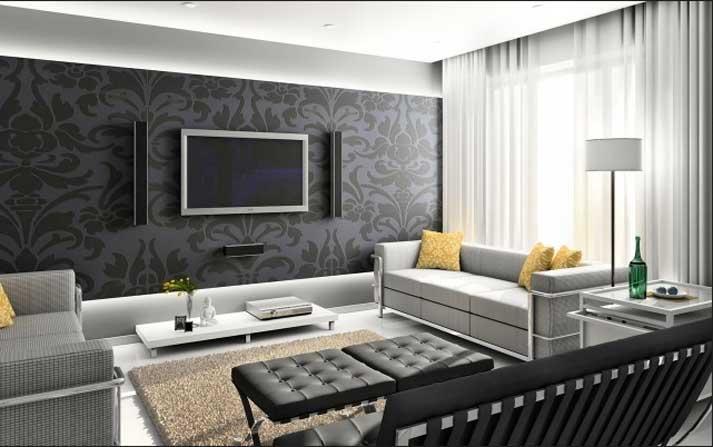 Gestaltung Wohnzimmer Ideen Kreativ On In Wohnzimmerwand Fur ZiaKia Com 3