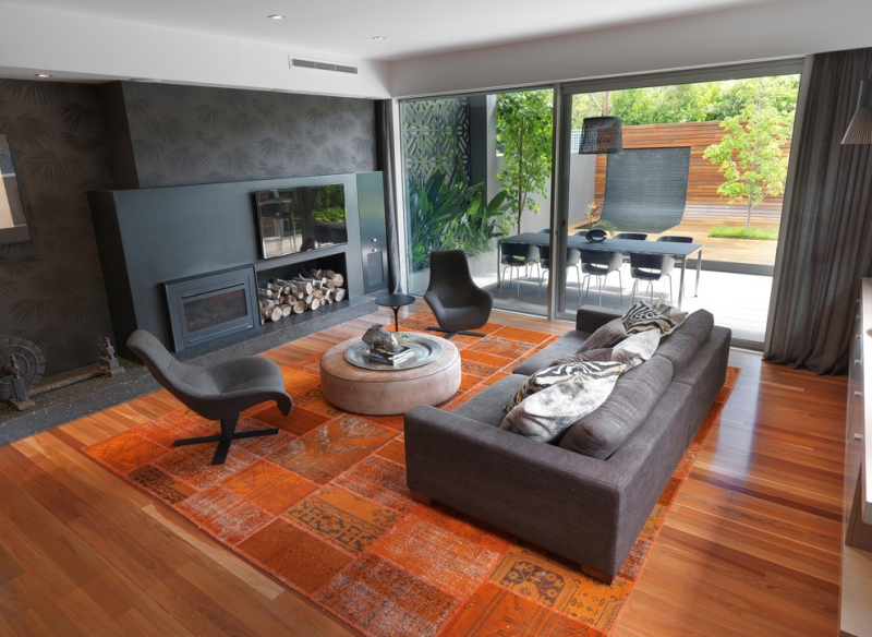 Gestaltung Wohnzimmer Ideen Perfekt On Und 100 Für Frischekick Mit Farben 8