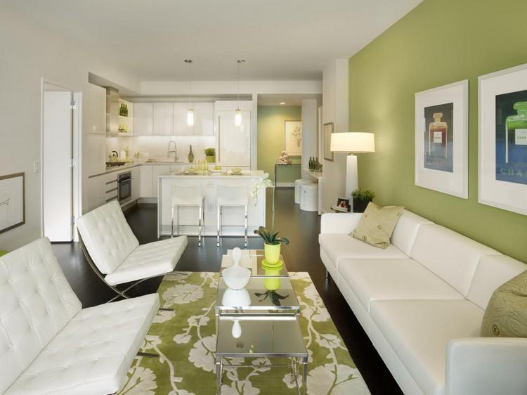 Gestaltungsideen Wohnzimmer Wunderbar On Ideen Innerhalb Und Küche In Einem Raum 1